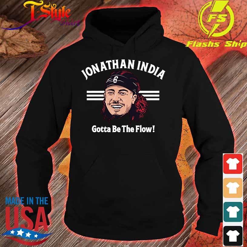 Jonathan India 6 Gotta be the flow s hoodie
