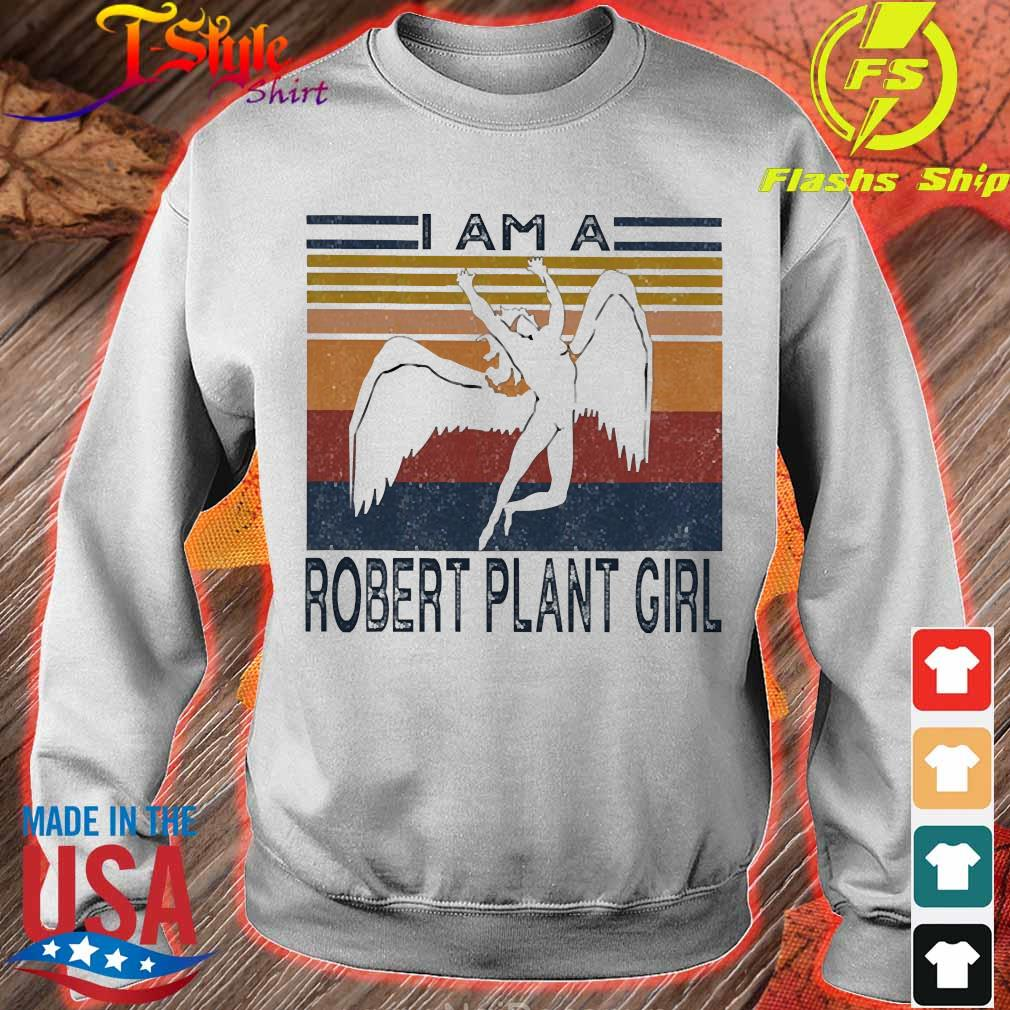 I am a Robert plant girl vintage s sweater
