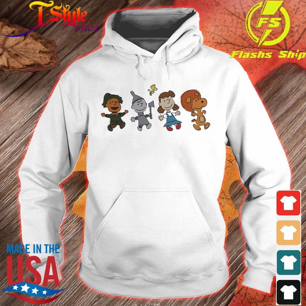 The Wizard of Oz – Snoopy s hoodie