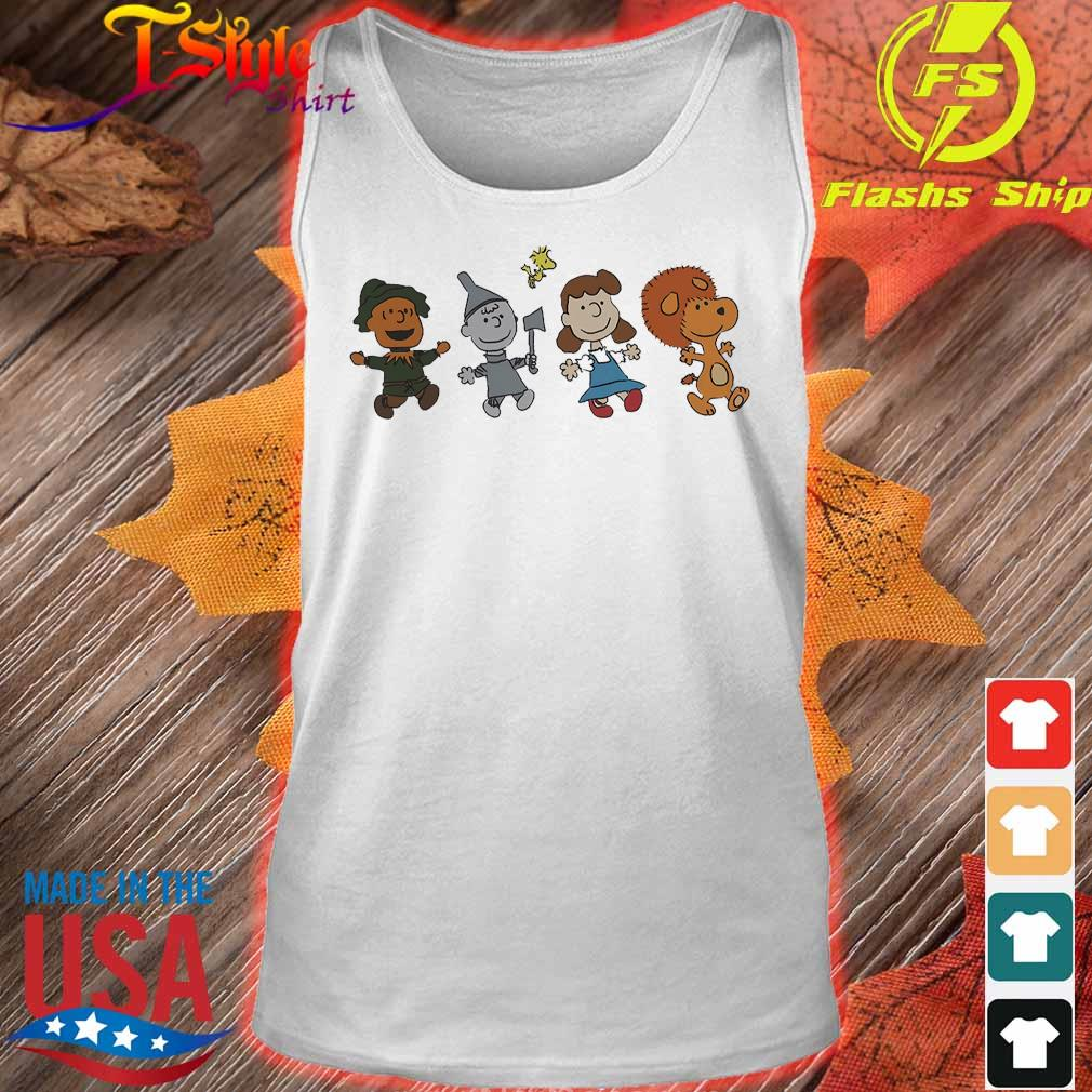 The Wizard of Oz – Snoopy s tank top
